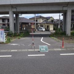 田辺第一架道橋交差道路ほか4線道路整備工事