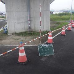 高架下等遊歩道整備工事(その5)